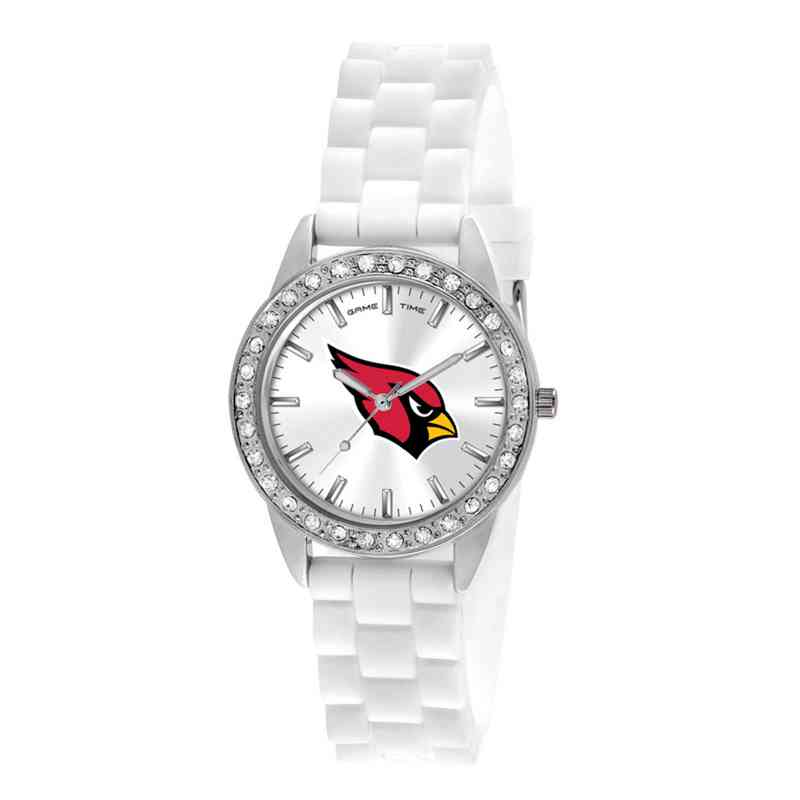 XWL1094: Ladies' NFL Frost Watch - Arizona Cardinals