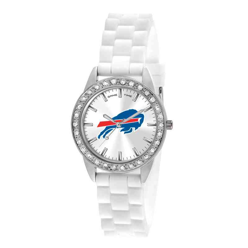 XWL1097: Ladies' NFL Frost Watch - Buffalo Bills