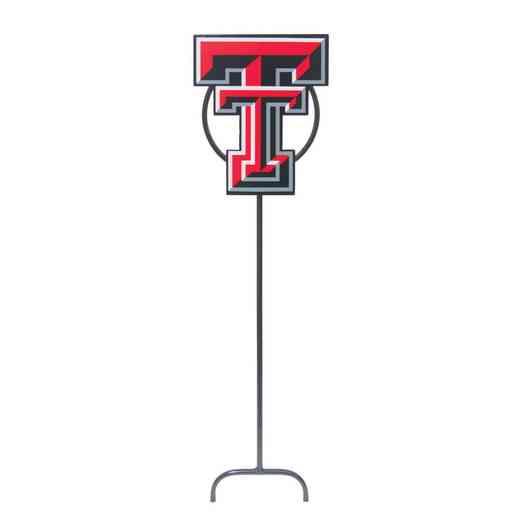 TXTFLWWRI: Texas Tech Yard Stake