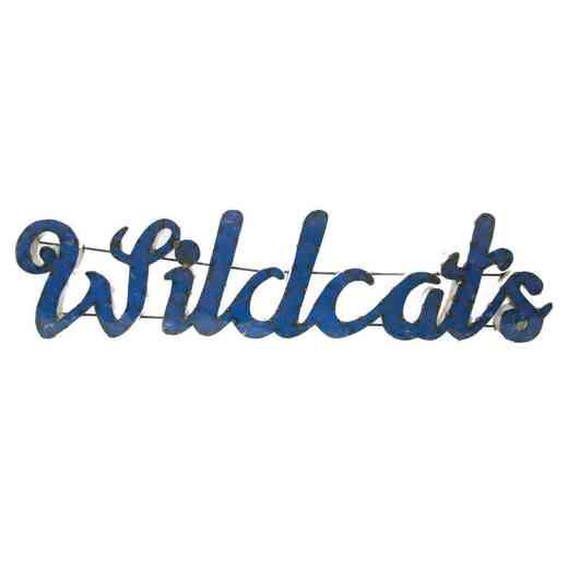 WILDCATSWD: Kentucky Wildcats Metal Décor