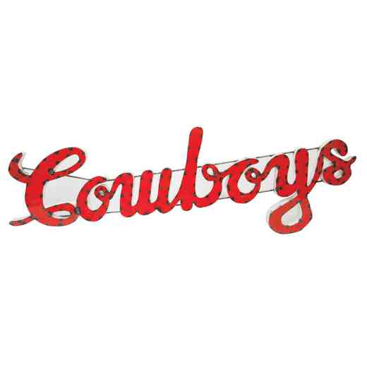 COWBOYSWD: OSU Cowboys Metal Décor