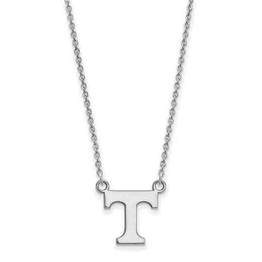 SS015UTN-18: SS LogoArt Tennessee Small Neck - White