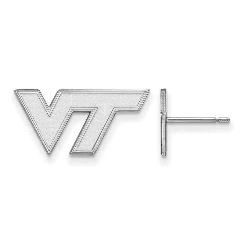 SS069VTE: 925 Virginia Tech XS Post Earrings