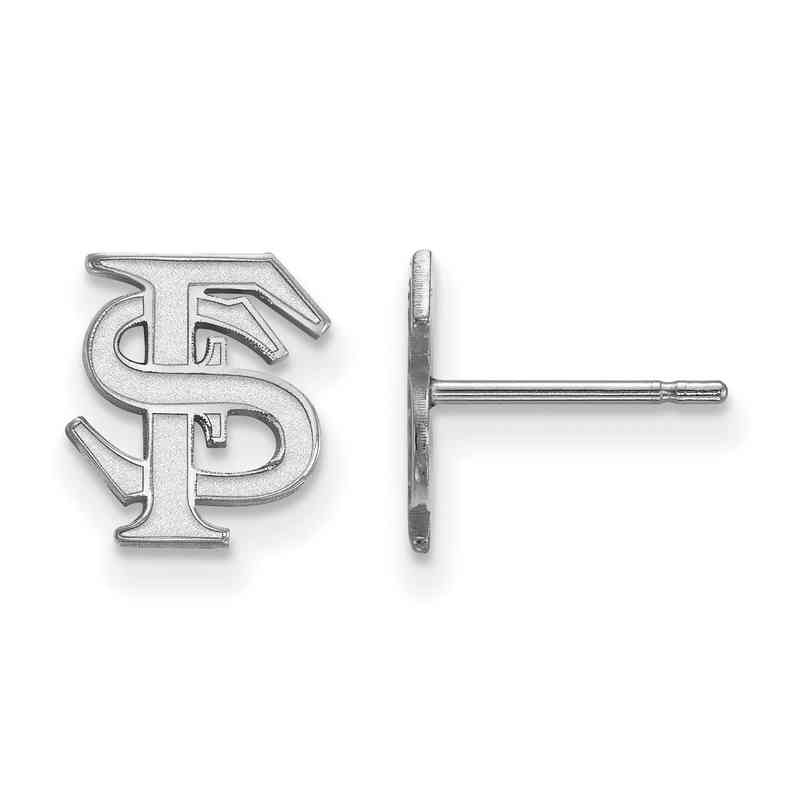 SS008FSU: 925 Florida XS Post Earrings