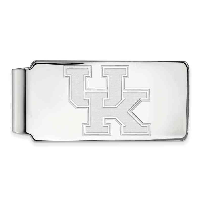 SS025UK: 925 Kentucky Money Clip