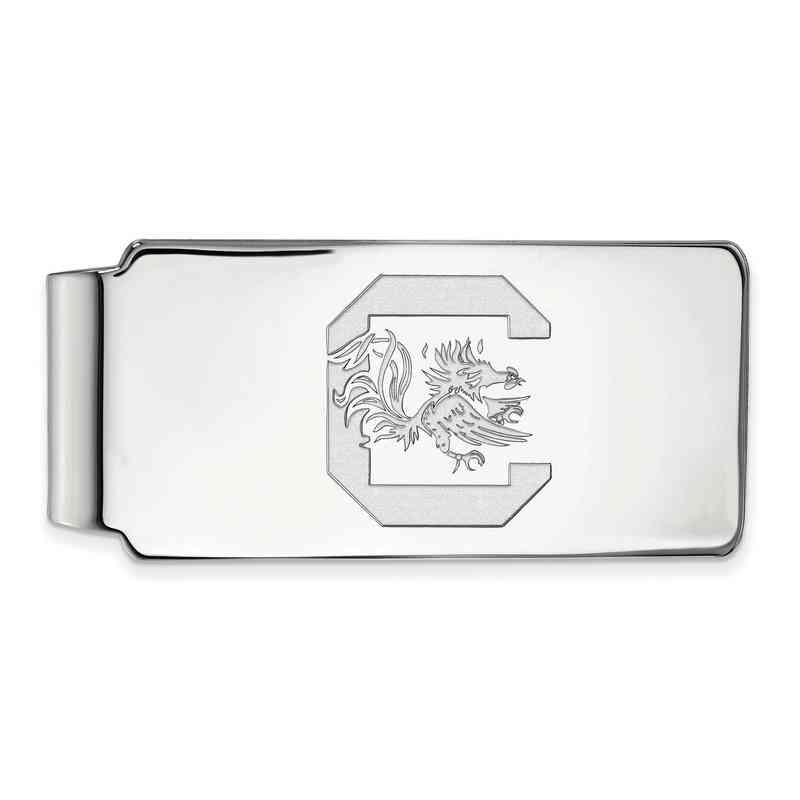 SS025USO: 925 South Carolina Money Clip