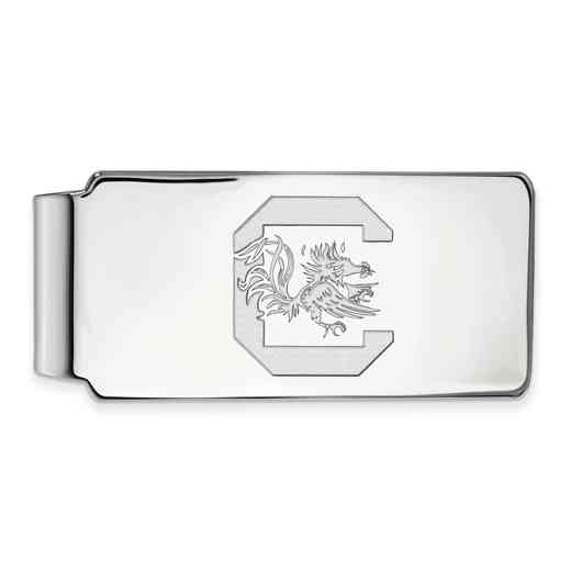 SS025USO: 925 South Carolina Money Clip