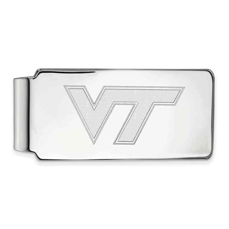 SS019VTE: 925 Virginia Money Clip