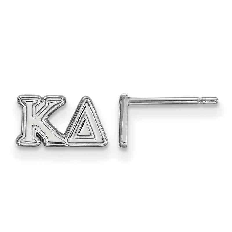 SS005KD: 925 Logoart KD Post Earrings