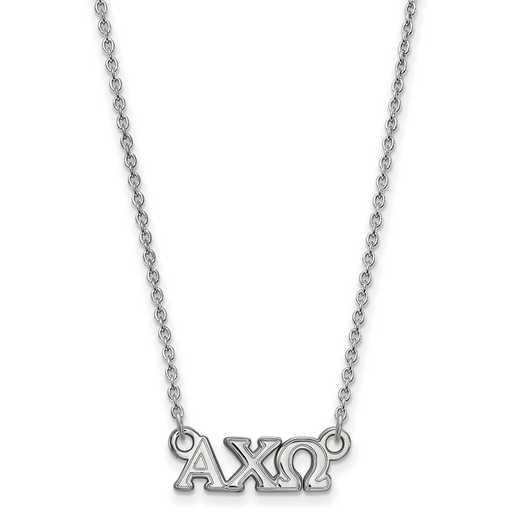 SS006ACO-18: 925 Logoart ACO Necklace