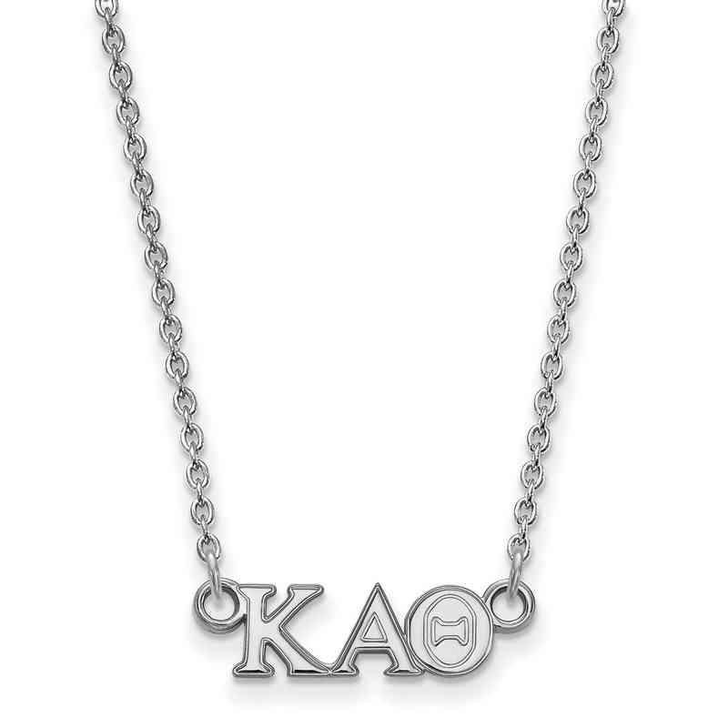 SS006KAT-18: 925 Logoart KAT Necklace