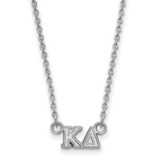 SS006KD-18: 925 Logoart KD Necklace
