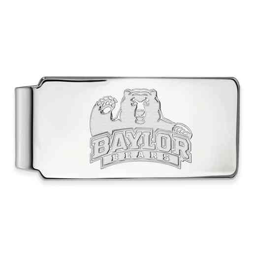 SS017BU: 925 Baylor Money Clip