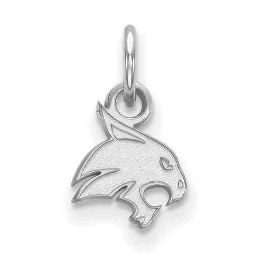 SS001TST: 925 Texas State XS Pendant