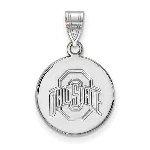 SS040OSU: 925 Ohio State Med Disc Pend