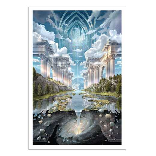 DEC-SM140-40x60: Solace III Large Wall Decals 40x60