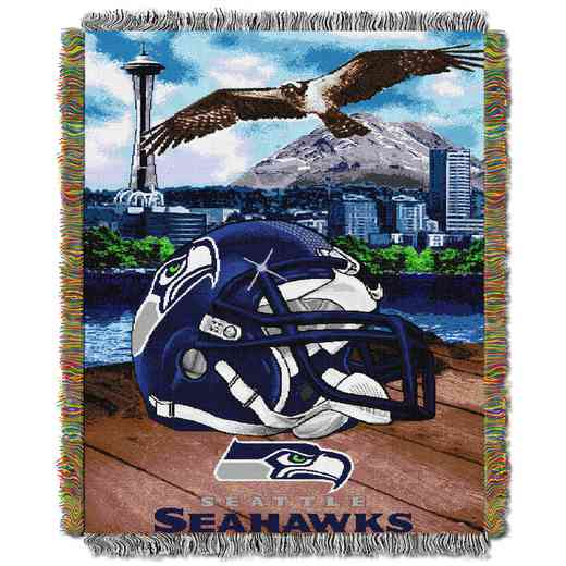 1NFL051010022RET: NW NFL HFA Tapestry Throw, Seahawks