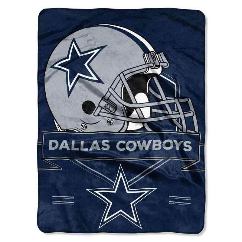1NFL080710009RET: NW NFL Prestige Raschel Throw, Cowboys
