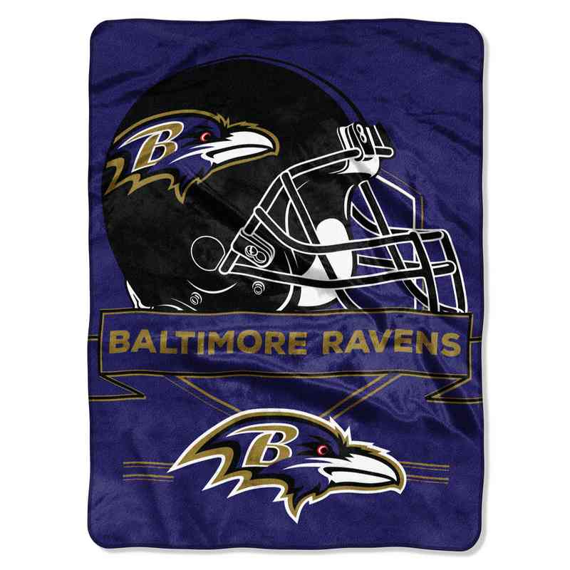 Baltimore Ravens My Team NFL Throw Blanket Unique Team Throw Blankets