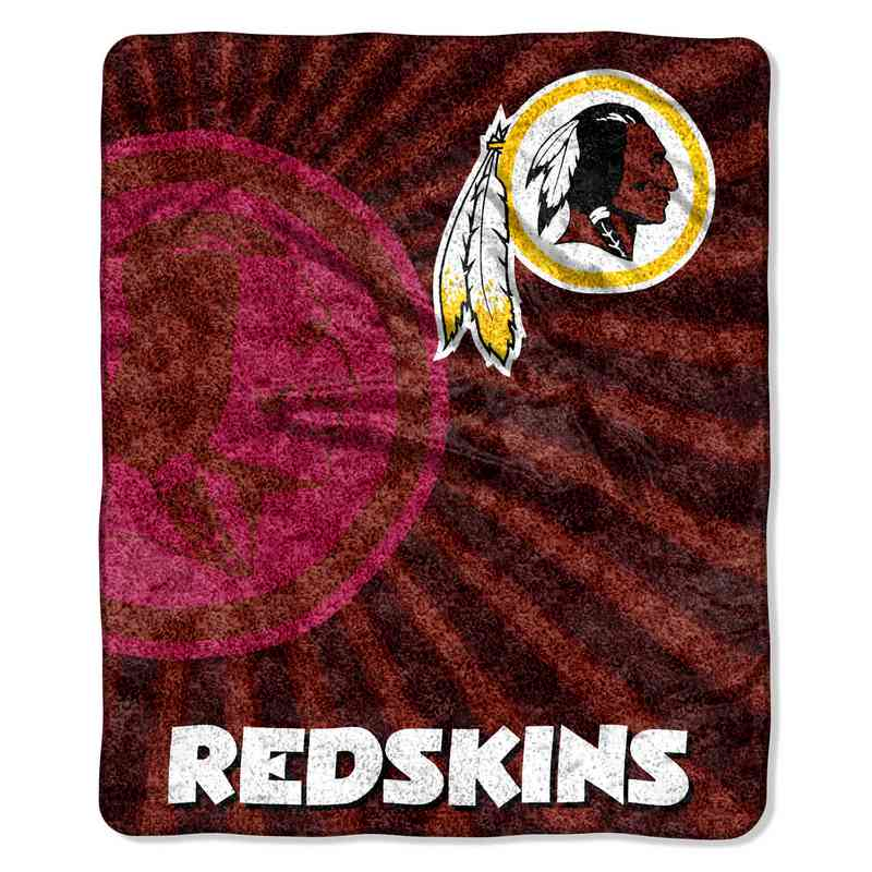 1NFL065010020RET: NW NFL Sherpa Strobe Throw, Redskins