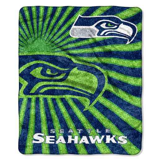 1NFL065010022RET: NW NFL Sherpa Strobe Throw, Seahawks