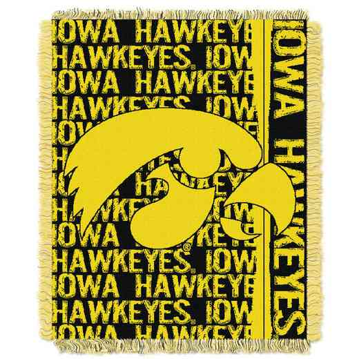 1COL019030002RET: NW COL Double Play Tapestry Throw, IO