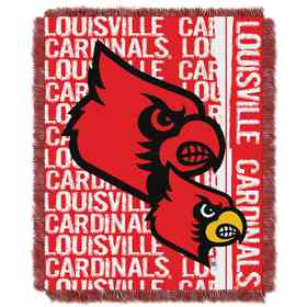 1COL019030072RET: NW COL Double Play Tapestry Throw, LOU