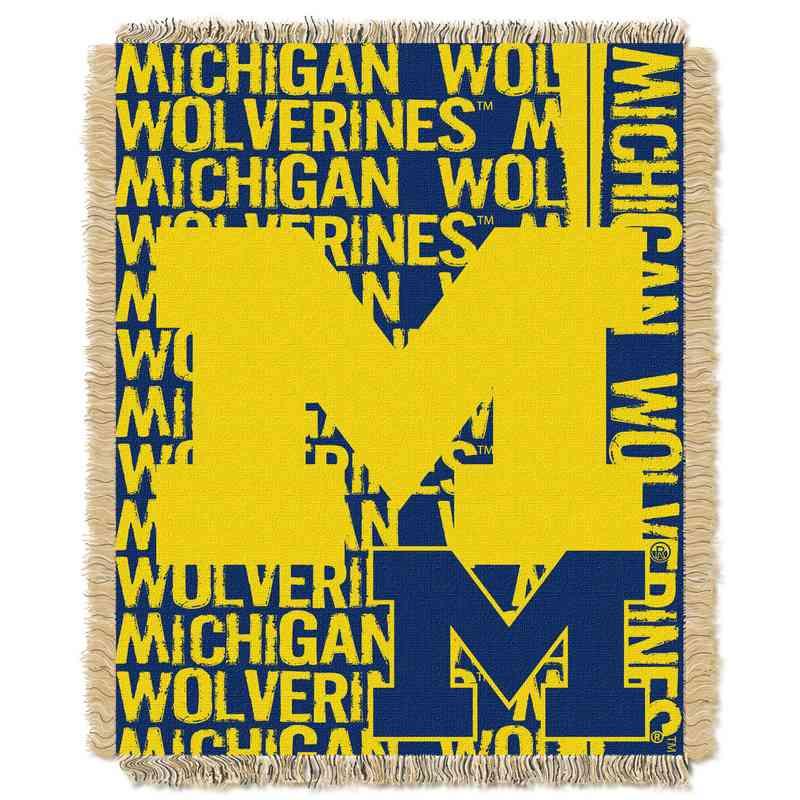 The Northwest Company Officially Licensed Ncaa Michigan Wolverines Commemorat... Decken & Inletts Schlafausrüstung