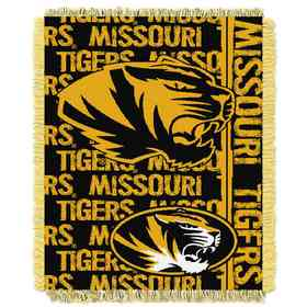 1COL019030009RET: NW COL Double Play Tapestry Throw, MO