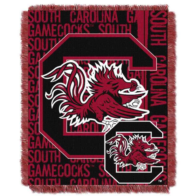 Gamecocks Blanket Gametime South Tapestry Carolina Throw