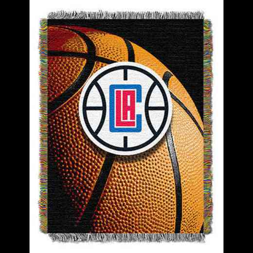 1NBA051030012RET: NW NBA Photo Real Tap Throw, Clippers