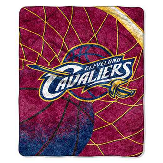 1NBA065000005RET: NW NBA Sherpa Reflect Throw, Cavaliers