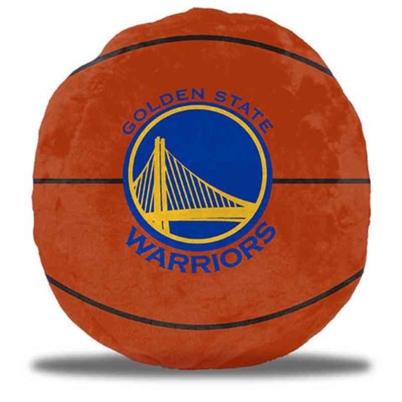 1NBA139000009RET: NW NBA Cloud Pillow, Warriors