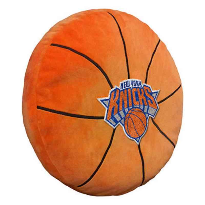 1NBA199000018RET: NW NBA 3D Sports Pillow, Knicks