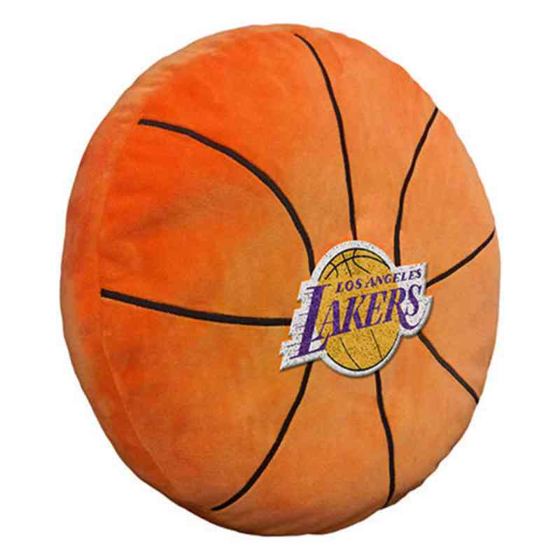 1NBA199000013RET: NW NBA 3D Sports Pillow, Lakers