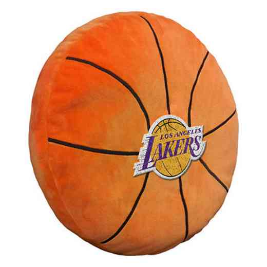 1NBA199000013RET: NW NBA 3D Sports Pillow, Lakers