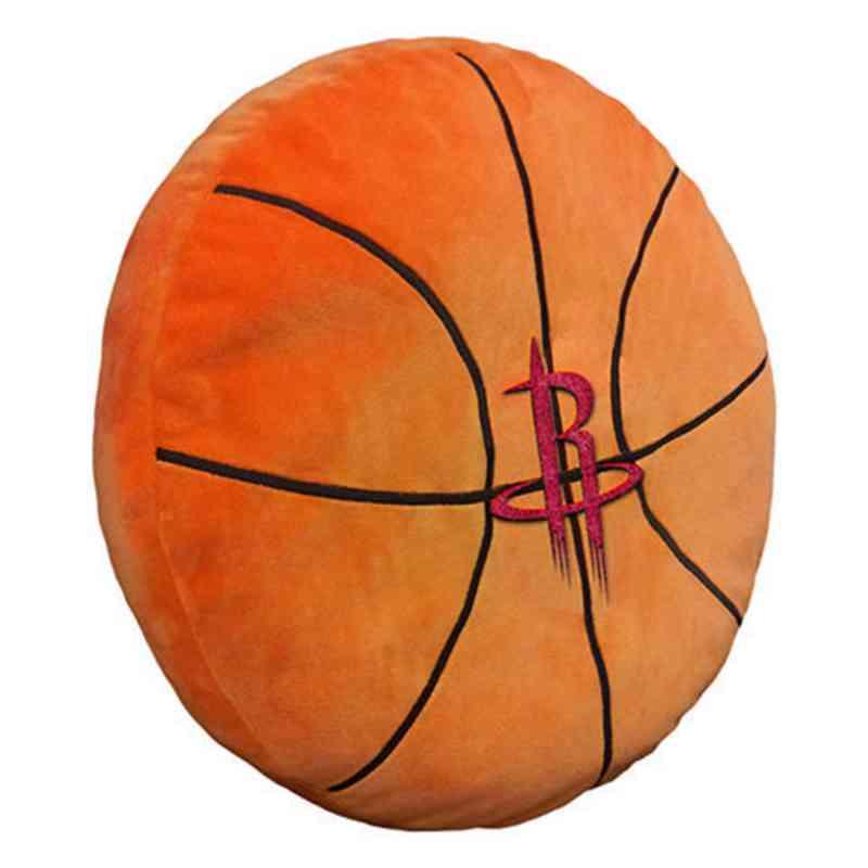 1NBA199000010RET: NW NBA 3D Sports Pillow, Rockets