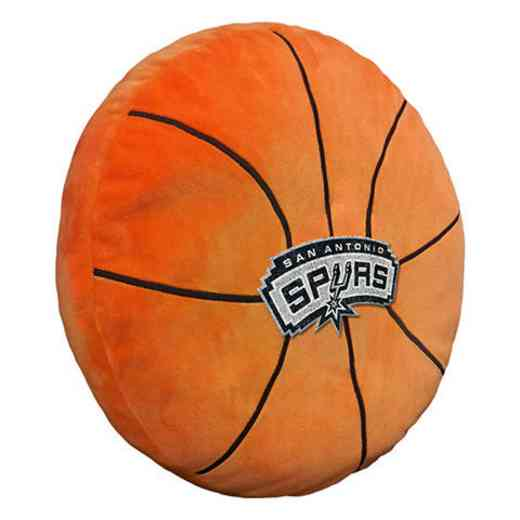 1NBA199000024RET: NW NBA 3D Sports Pillow, Spurs