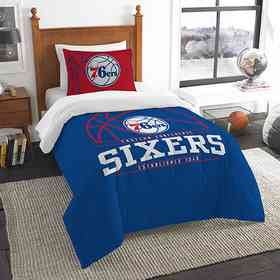 1NBA862010020RET: NW NBA T RS Bedding Set, 76ers