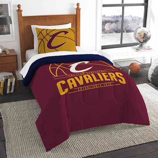 1NBA862010005RET: NW NBA T RS Bedding Set, Cavaliers