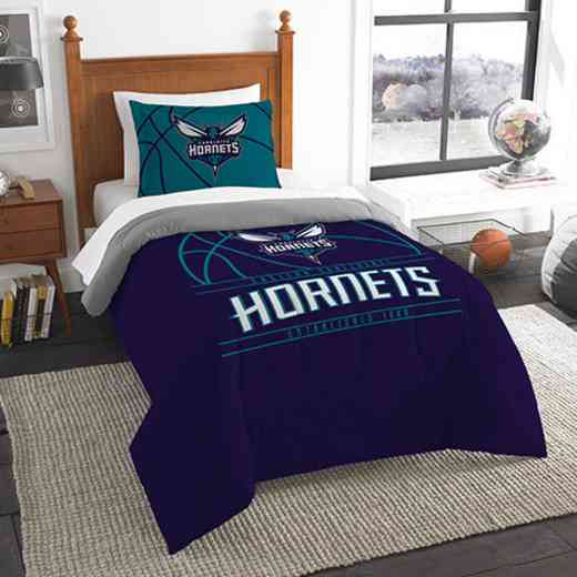 1NBA862010031RET: NW NBA T RS Bedding Set, Hornets