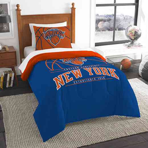 1NBA862010018RET: NW NBA T RS Bedding Set, Knicks