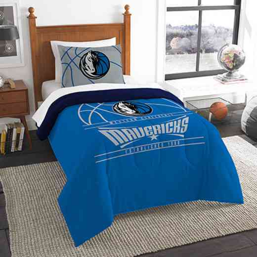 1NBA862010006RET: NW NBA T RS Bedding Set, Mavericks