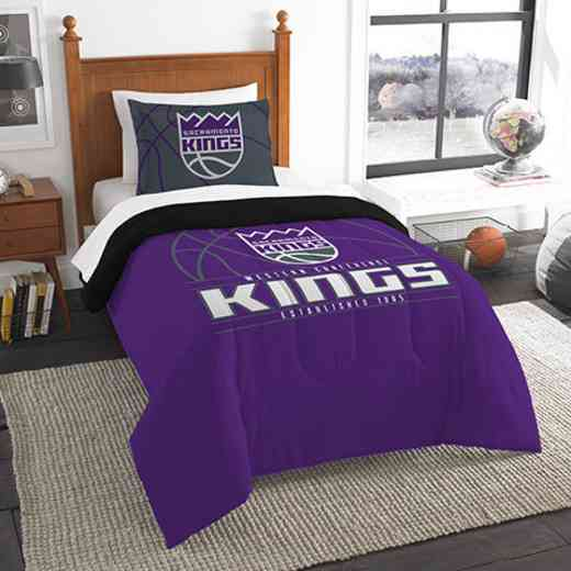 1NBA862010023RET: NW NBA T RS Bedding Set, Kings