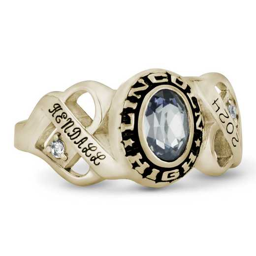 Women's E41 Promise Essence Class Ring