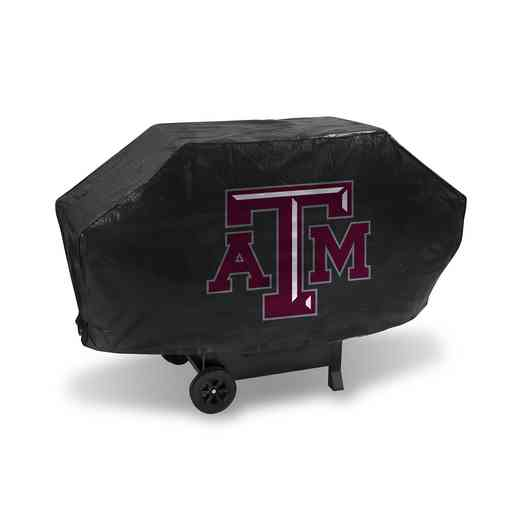 BCB260202: NCAA BCB GRILL COVER, Texas A&M