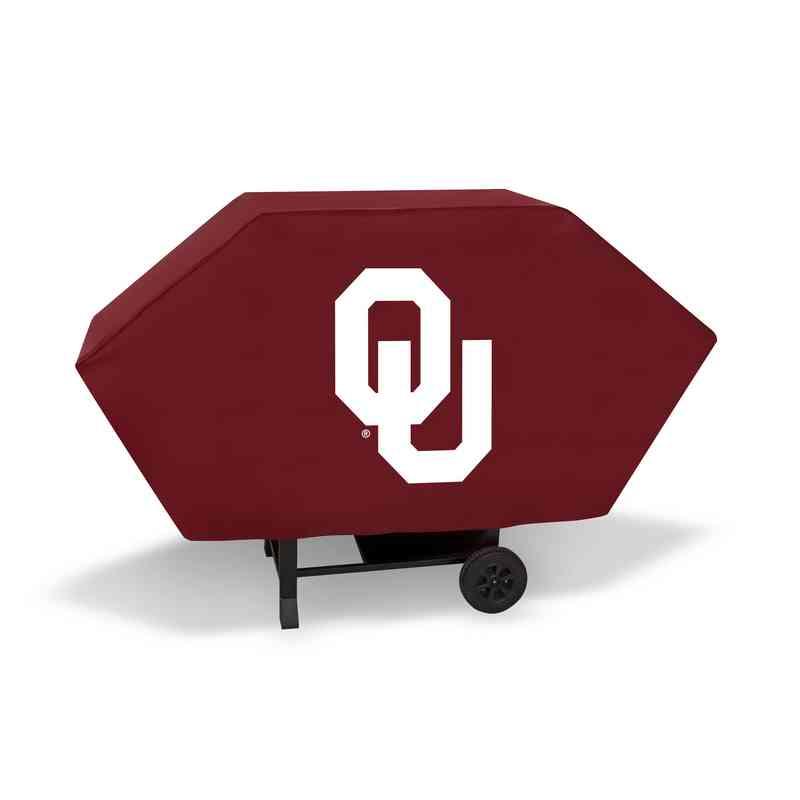 Oklahoma Sooners Pregame Grill Cover