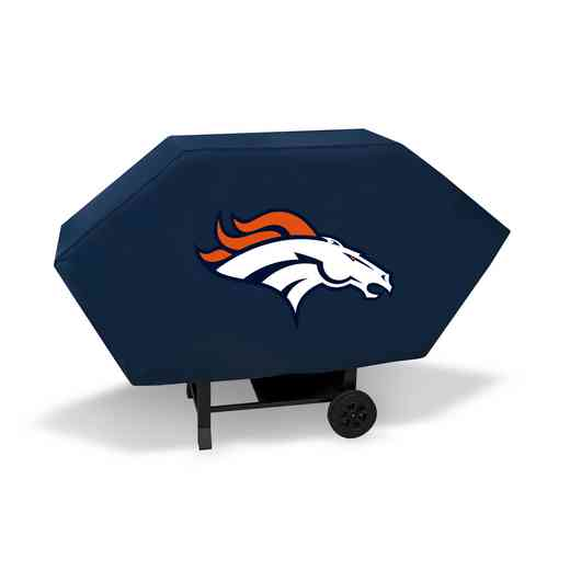BCE1601: NFL BCE GRILL COVER, Broncos