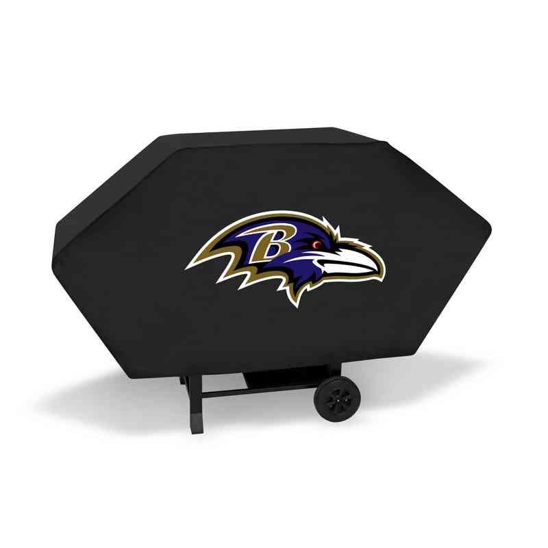BCE0701: NFL BCE GRILL COVER, Ravens