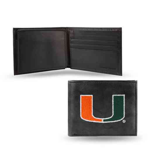RBL100301: NCAA  RBL BILLFOLD, Miami